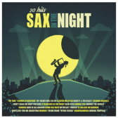 20 Hits Sax In The Night - Cd Jazz - Mkp000315004359
