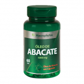 Abacate Softgel 1000Mg 60Caps - Macrophytus - Mkp000283000444