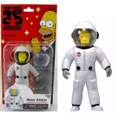 Action Figure Buzz Aldrin The Simpsons 25Th Anniversary Series 4 Neca - Mkp000494000024