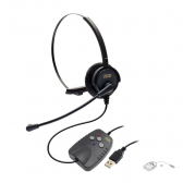 Adaptador de Áudio Digital Usb Para Headset Zox - Mkp000885000848
