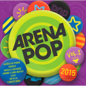 Arena Pop 2015 Vol. 2 Cd Pop - Mkp000315008092