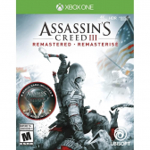Assassin´s Creed III Remastered Edição Xbox One-Ubp50402219 - Mkp001295011338