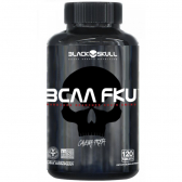 Bcaa Fku No Flavor 120 Tablets Black Skull - Mkp000429000005