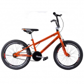 Bicicleta Cross Bmx Aro 20 V Break Laranja Cromada Giant - Mkp000368000287