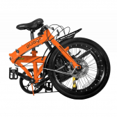 Bike Dobrável Pliage Plus Laranja Two Dogs - Mkp000609000252