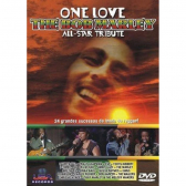 Bob Marley One Love All-Star Tribute - Dvd Reggae - Mkp000315006880