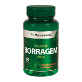 Borragem Softgel 500Mg 60Caps - Macrophytus - Mkp000283000506