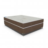 Box + Colchão Bali King 1,58X1,98 Com Massagem - Dreamax - Mkp000190000028
