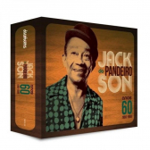 Box Jackson do Pandeiro Anos 60 - 4 Cds Samba - Mkp000315006728