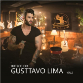 Buteco do Gusttavo Lima Vol. 2 - Cd Sertanejo - Mkp000315006733
