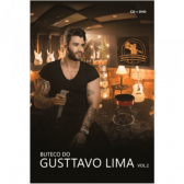 Buteco do Gusttavo Lima Vol. 2 - Dvd + Cd Sertanejo - Mkp000315007242