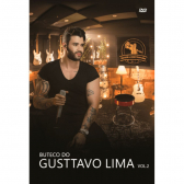 Buteco do Gusttavo Lima Vol. 2 - Dvd Sertanejo - Mkp000315007370