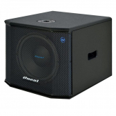 Caixa Ativa Subwoofer Opsb 3112 200W Rms Oneal Bivolt - Mkp000315006256