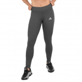 Calça Legging Solid Power Uv50 Chumbo Gg Muvin Cbl-800 - Mkp000352000575