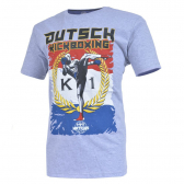 Camiseta Nations Dutsch Kickboxing M Mks Combat - Mkp000026001561