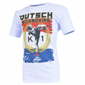Camiseta Nations Dutsch Kickboxing Mks Combat Gg - Mkp000026001341