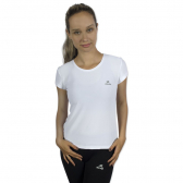 Camiseta Running Color Crepe Muvin Uv25 Ss Csr-400 Branco G - Mkp000352000234