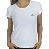 Camiseta Running Color Crepe Uv25 Ss Branco Gg Muvin Csr-400  - Mkp000352000597