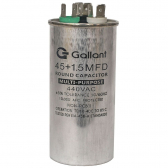 Capacitor Cbb65 Gallant 45+1 5Mf +-5% 440 Vac - S20021361801002001