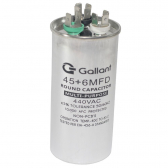 Capacitor Cbb65 Gallant 45+6Mf +-5% 440 Vac - S20021361901002001