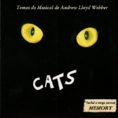 Cats Tema Musical - Cd Clássico - Mkp000315007474