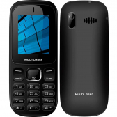 Celular Up Dual Chip Mp3 Mp4 0.3Mp Bluetooth Preto Multilaser P9017 - Mkp000335002372