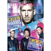Collection 2X Master Show Electro House Calvin Harris E Swedish House Mafia - Dvd Eletrônica - Mkp000315007340