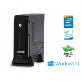 Computador Intel Windows Centrium Ultratop Intel Dualcore J3060 1.6Ghz 4Gb 500Gb 2Xserial Win10Pro - Mkp000321001125