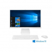 Computador Lg All In One 21,5'' Branco Ips Full Hd Windows 10 4Gb Ram 500Gb Intel Celeron N4000 Usb E Hdmi  22V280-L.Bj41P1 - Mkp000315009364