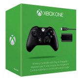Controle Sem Fio Para Xbox One Com Kit Play And Charge - Mkp000321002995