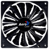 Cooler Fan 12Cm Shark Black Edition En55413 Preto Aerocool - Mkp000321001138