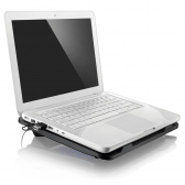 Cooler Stand Para Notebook 17 Multilaser - Mkp000525002600