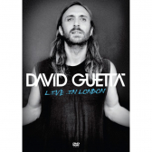 David Guetta Live In London Dvd Eletrônico - Mkp000315008037