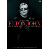 Elton John Live In London 2013 + Live In Scotland 1976 Dvd Rock - Mkp000315004154