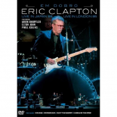 Eric Clapton Em Dobro Live In Japan 88 + Live In London 85 - 2 Dvds Rock - Mkp000315001926
