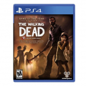 Game The Walking Dead: The Complete First Season Para Ps4 Mídia Física - Mkp000627001675