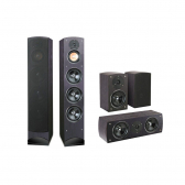 Kit Caixas Ac. Home Theater 5.0 Mod Proxima Pure Acoustics - Mkp000107000040