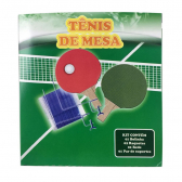 Kit Tênis de Mesa Popular Ahead Sports Ast218. - Mkp000028000200