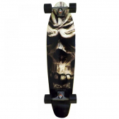 Longboard Completo Moontime (Caveira) 40