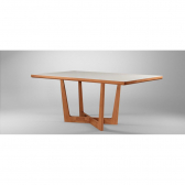 Mesa de Jantar Elite Off Interlar - Mkp000866000274