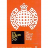 Ministry Of Sound The Annual 2003 - Dvd Eletrônica - Mkp000315007795