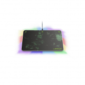 Mouse Pad Gamer Com Led Rgb Warrior Ac299 - Mkp000278001657