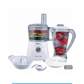 Multiprocessador Citrus All In One Philco, 3 Em 1, Branco - 110V - Mkp000335000864
