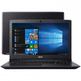 "Notebook Acer Aspire 3 A315-53-333H Intel Core I3-7020U 4Gb 1Tb 15.6"" Led Windows 10 Home Preto - Mkp000627002612"