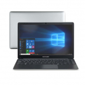 Notebook Legacy  Windows 10 Prata/preto Multilaser Bivolt - Mkp000278004490