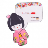 Painel Kokeshi Club Coque Rosa Trevisan Concept - Mkp000196000471
