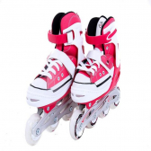 Patins Bel Sports All Style Street Rollers M(33-36) Vermelho - Mkp000916000504