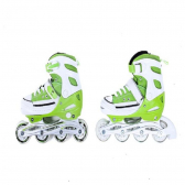 Patins Bel Sports All Style Street Rollers P (29-32) Verde - Mkp000916000177