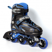 Patins In Line Ajustavel Winmax Azul (38 41) - Mkp000028000125