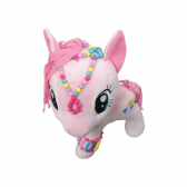 Pelúcia My Little Pony Com Miçangas Pinkie Pie 79663 Fun - Mkp000553000602